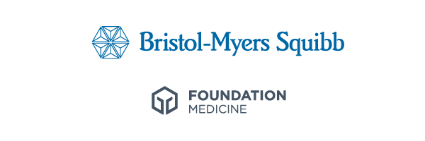 Bristol-Myers Squibb and Foundation Medicine