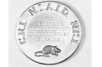 CRI and NCI and NIAID's Mouse Medal