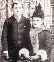 John Rockefeller and Bessie Dashiell