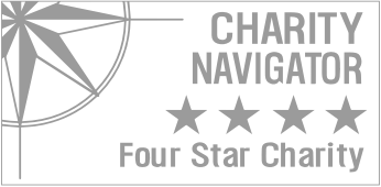 Charity Navigator - Four Star Charity - Will Open in a New Window