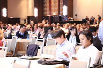 Audience at the 2015 Cancer Immunotherapy Conference Day 1