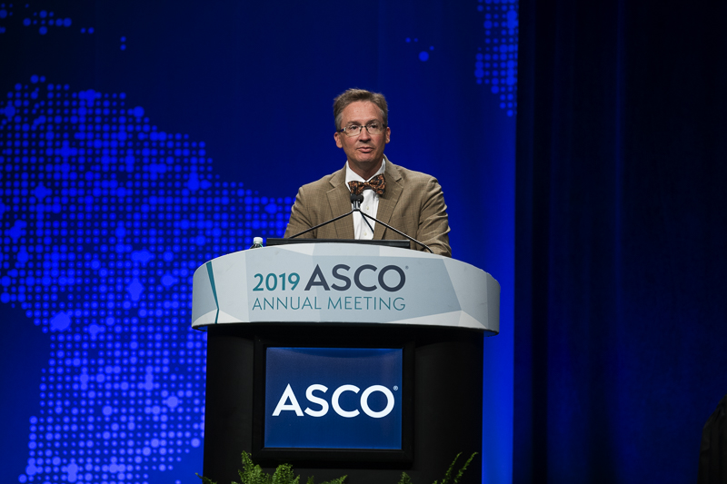 Eric B. Haura, M.D., of Moffitt Cancer Center, discusses JNJ-372, a bispecific antibody, at ASCO19.