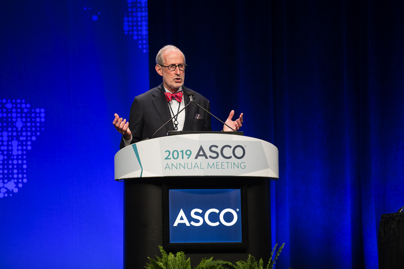 Jeffrey S. Weber, M.D., Ph.D., discusses IL-6 and CRP in clinical outcomes for melanoma patients at ASCO19.