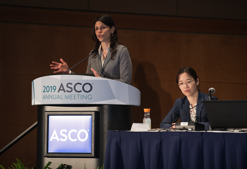 Renata Ferrarotto, M.D., of the University of Texas MD Anderson Cancer Center, discusses checkpoint immunotherapy at ASCO19.