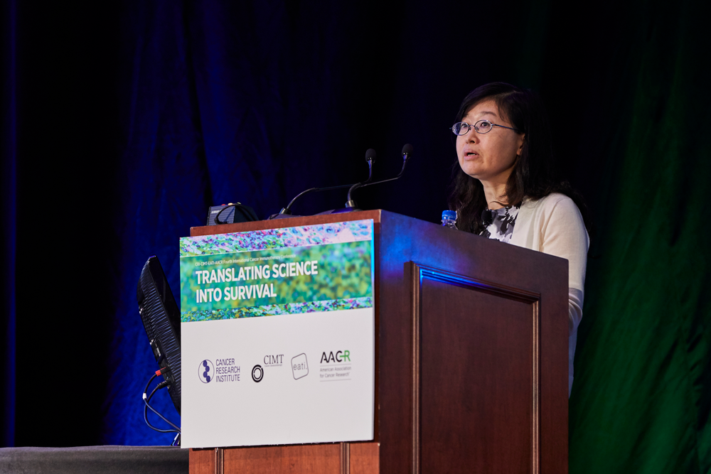 Liang Deng, M.D., Ph.D., of Memorial Sloan Kettering Cancer Center