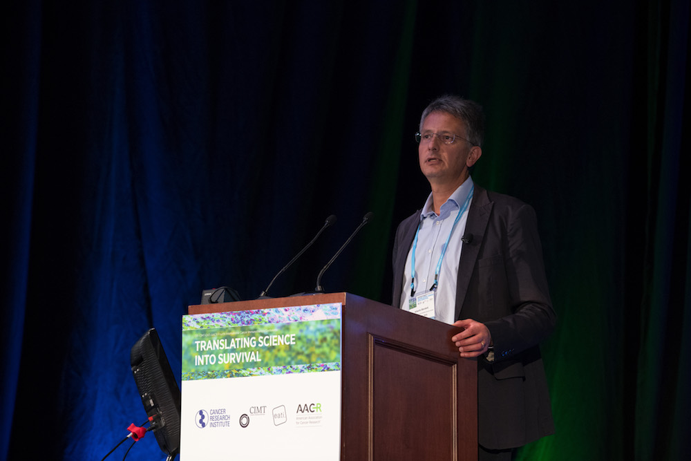 Alberto Bardelli, Ph.D., of the University of Turin and Candiolo Cancer Institute (Italy)