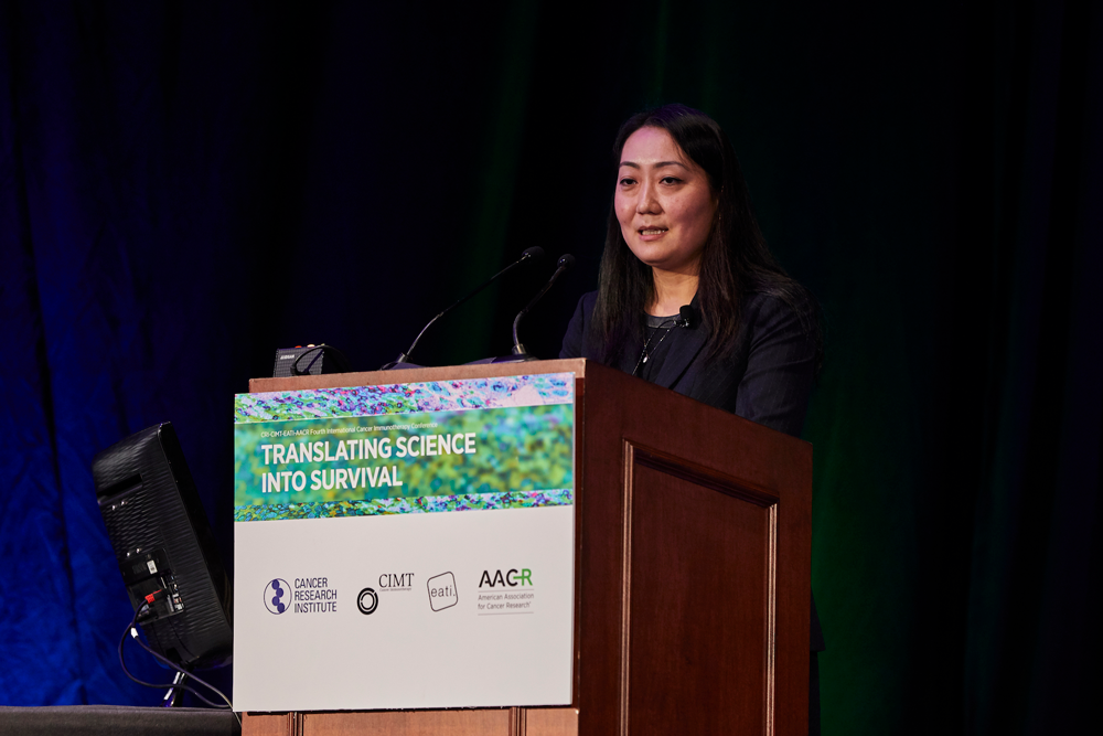 Yiyi Yan, M.D., Ph.D., of the Mayo Clinic College of Medicine