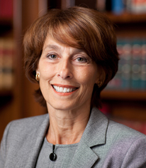 Laurie Glimcher, Ph.D., of the Dana-Farber Cancer Institute