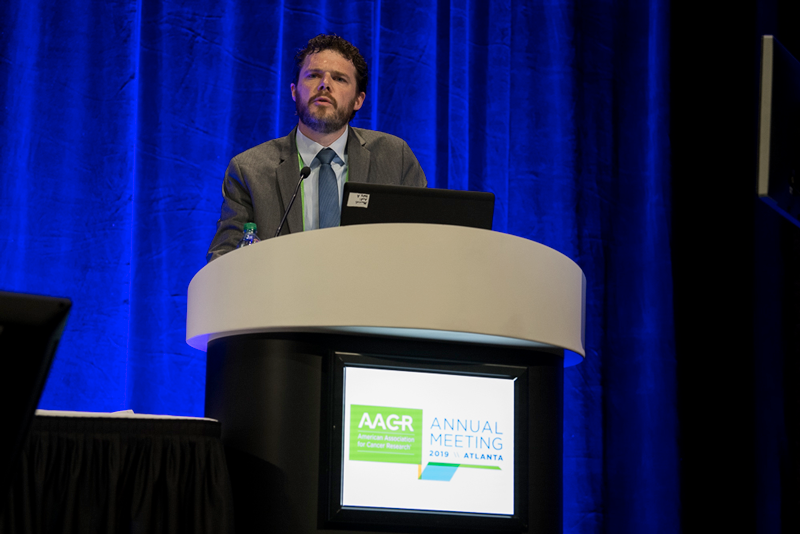 University of Pennsylvania's Mark O'Hara, M.D., discusses results from the PRINCE pancreatic cancer trial at AACR19