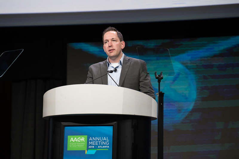 Gregory F. Sonnenberg, Ph.D., of Weill Cornell Medicine, discusses the immune cells in the gastrointestinal tract at AACR19.