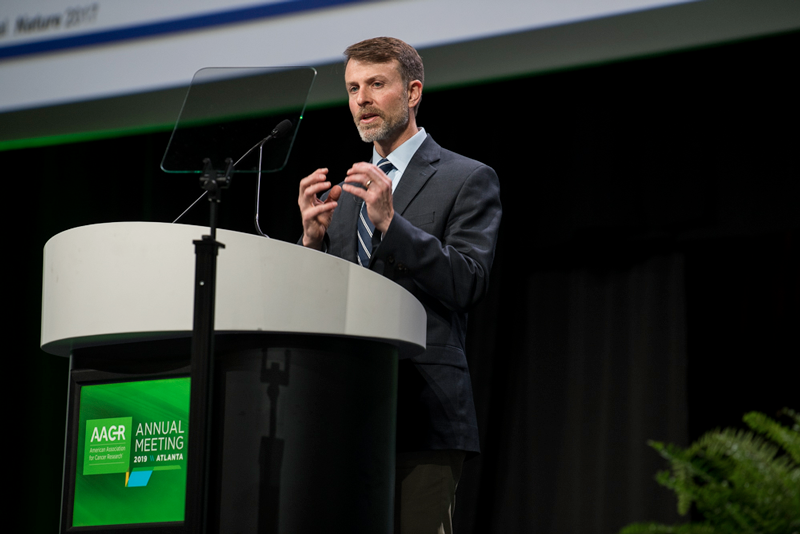 E. John Wherry, Ph.D., of the University of Pennsylvania, discusses how immune profiling might help us better understand how immunotherapy influences the activity of our immune cells at AACR19