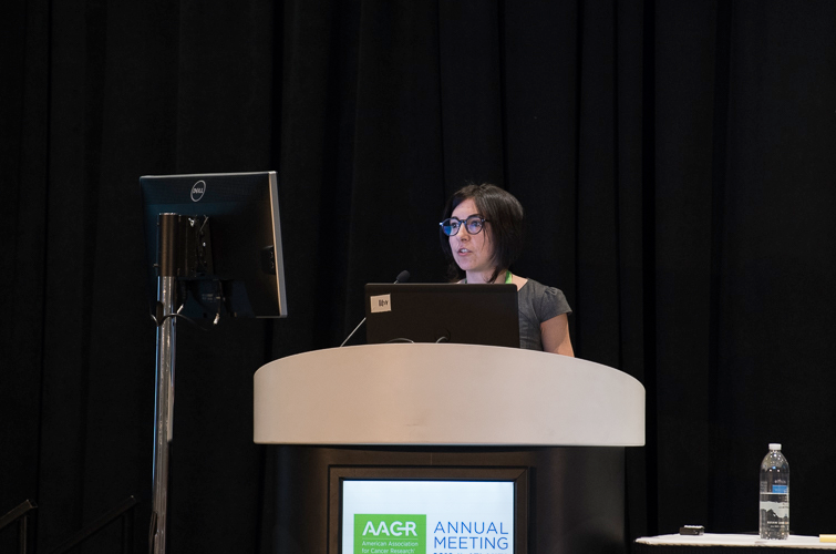 Roberta Zappasodi, Ph.D., (MSKCC) discusses strategies to target the GITR immune pathway at AACR19.