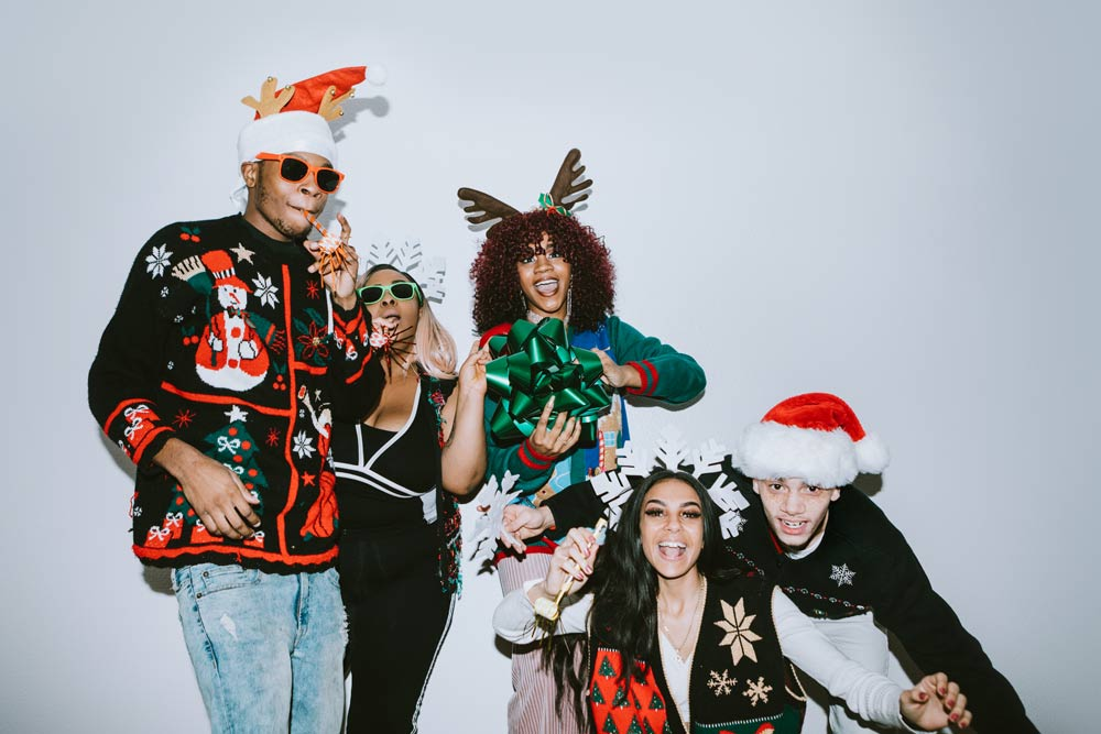 Ugly Sweater Party iStock