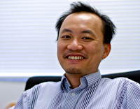 Jack Bui, M.D., Ph.D., of the University of California, San Diego