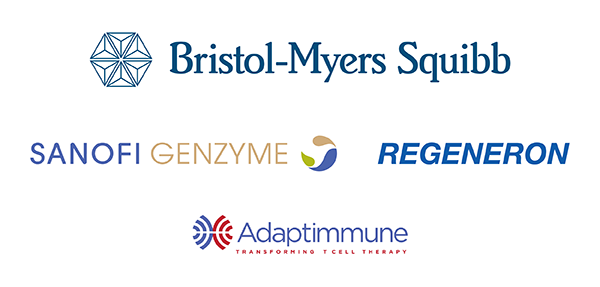 2018 Cancer Immunotherapy and You Webinar Series Sponsors Bristol-Myers Squibb, Sanofi Genzyme, Regeneron, Adaptimmune