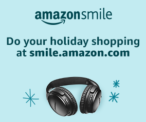 AmazonSmile Holiday Shopping Ad