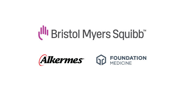 Bristol Myers Squibb; Alkermes; and Foundation Medicine