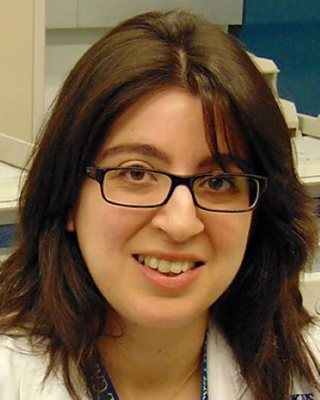 Valsamo 'Elsa' Anagnostou, M.D., Ph.D., of Johns Hopkins University