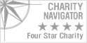 Charity Navigator Four Star Charity Seal