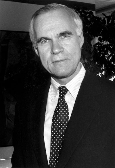 Lloyd J. Old, M.D., the founding scientific and medical director of the Cancer Research Institute.