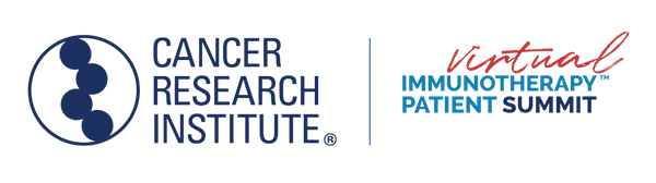 CRI Virtual Immunotherapy Patient Summit
