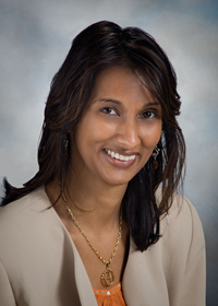 Dr. Padmanee Sharma, MD Anderson Cancer Center